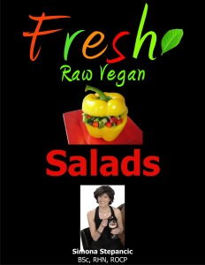 Fresh cover salads