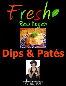 fresh cover dips and pates
